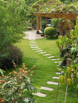 Landscape Construction, Brea, CA